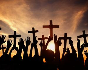 There is no hint in Christian thinking that the authority of the church is superior to the...