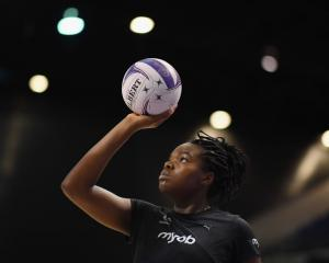 Grace Nweke used her height to her advantage and made her shots count in the second match against...