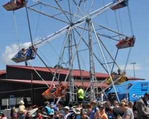 The Amberley A&P Show will be open to exhibitors and competitors only. Photo: North...
