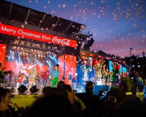 Christmas in the Park has been cancelled in Auckland but organisers are optimistic it will...