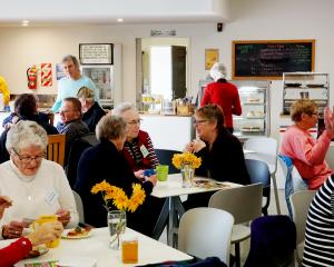The Northgate Community Services Trust meals cater for up to 80 people, a number the trust plans...
