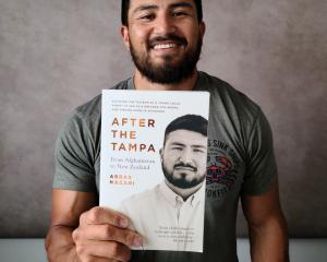 Twenty years after fleeing Afghanistan with his family, Abbas Nazari is telling their story in...