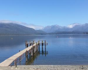 Lake Te Anau. Photo: RNZ