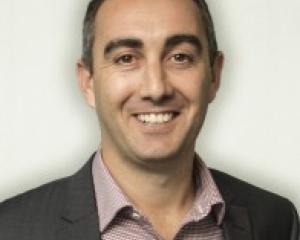 Matt Russell. Photo: Southland District Council