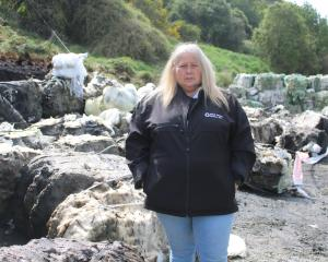 Waitaki Resource Recovery Park operations manager Trish Hurley has been left devastated by an...