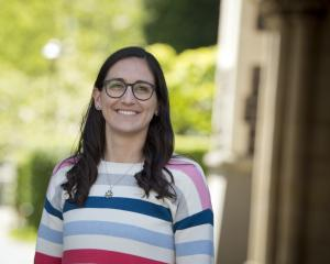Department of psychology Rutherford Discovery research fellow Olivia Harrison has discovered...