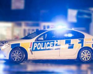 Police pursued the alleged burglars of Liquorland Lincoln after they were spotted in Shirley...