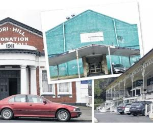 The Maori Hill Coronation Hall, Sammy's and the University Oval grandstand at Logan Park are...