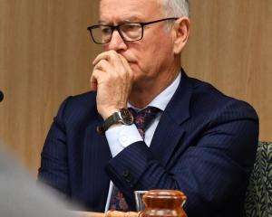 Environment Southland chief executive Rob Phillips. PHOTO: LAURA SMITH