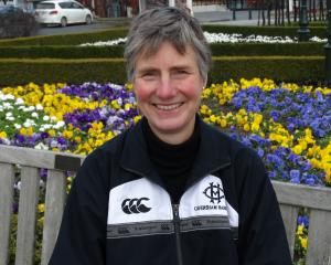Dunedin Marathon Committee chairwoman Maria Sleeman. PHOTO: ALLIED PRESS FILES