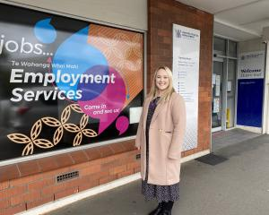 Ministry of Social Development work broker Emilia St Baker is keen to work with local job seekers...