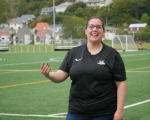 Northern AFC co-president Kirsten Pram has organised a women's summer twilight football...