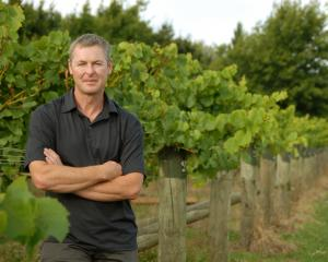 Winemaker and viticulturalist Tim Adams. PHOTO: SUPPLIED