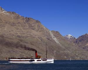 As part of a refurbishment the owner of TSS Earnslaw is investigating ways to make the historic...
