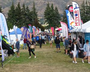 Organisers of major events  such as the Wanaka A&P Show want more  guidance from the Government...