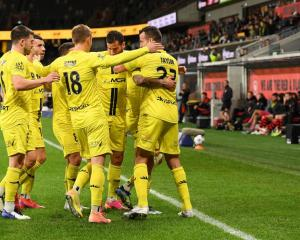 The Wellington Phoenix have been dealt a blow in their A League playoff hopes after the Brisbane...