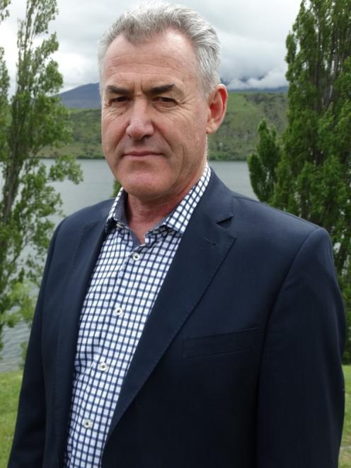 Very sad': Former Whyte Waters director John MacDonald. Photo: Mountain Scene