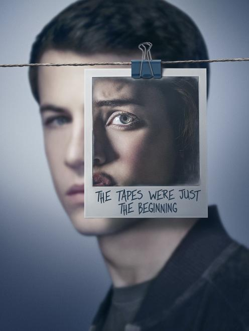 ''If you ever feel you need someone to talk with, reach out to a friend'' - 13 Reasons Why star...