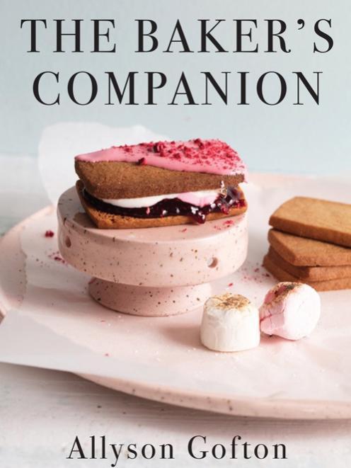 得到它:Allyson Gofton的Baker's Companion。由Penguin NZ发布。 RRP $ 55