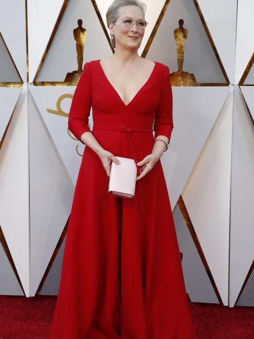 Meryl Streep. Photo: Reuters