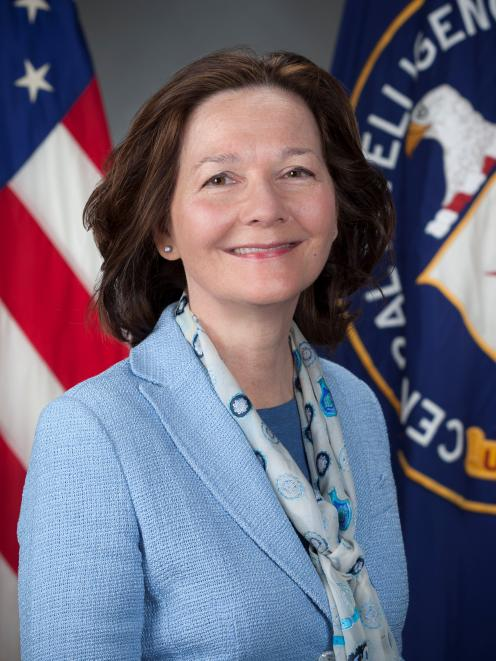 Gina Haspel is the first woman in the US to become CIA director. Photo: CIA via Reuters