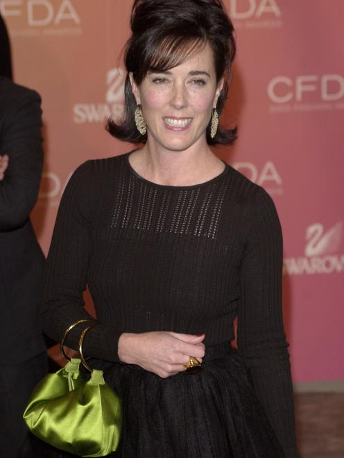 Kate Spade's designs offered a spunky take on fashion at time when luxury handbags were out of...