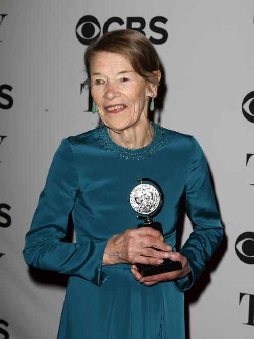 Glenda Jackson. Photo: Reuters