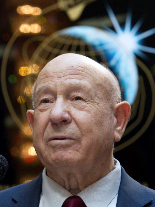 Alexei Leonov. Photo: Reuters
