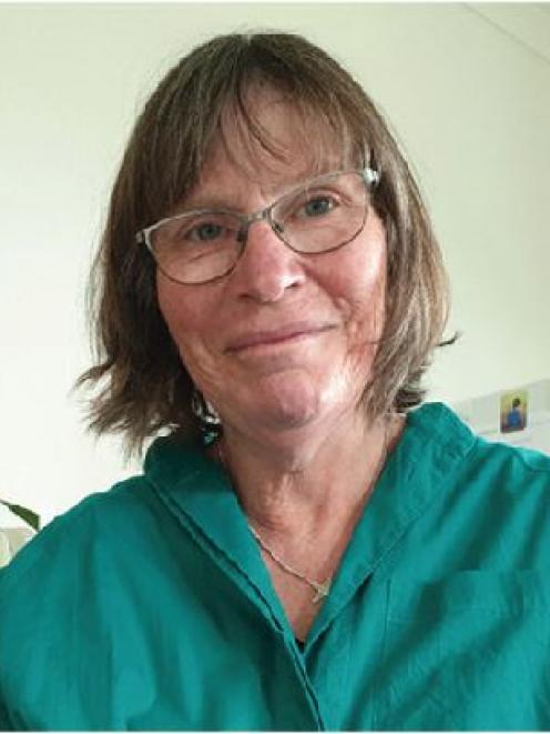 Debby Newton, Public Health Contract Tracer.