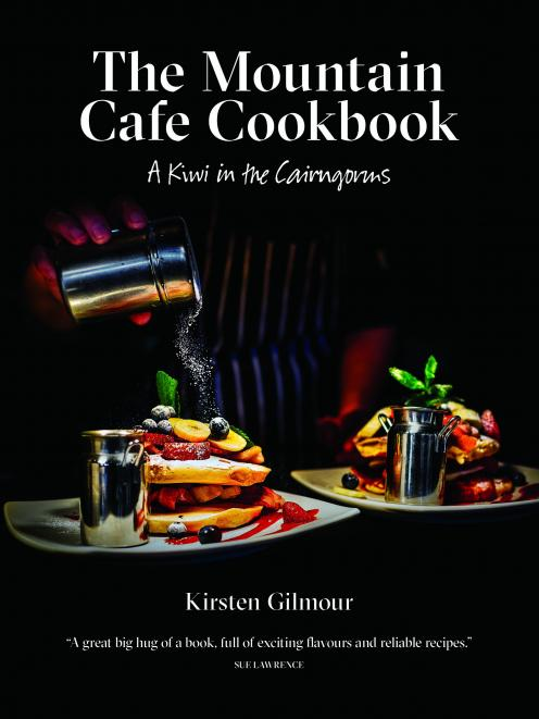 THE BOOK: The Mountain Cafe Cookbook: A Kiwi in the Cairngorms, by Kirsten  Gilmour, RRP $49.99.