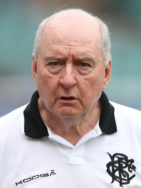 Alan Jones. Photo: Getty Images