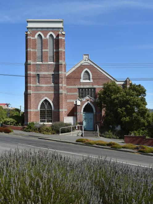 The Andersons Bay Presbyterian Church, which closed in 2015.