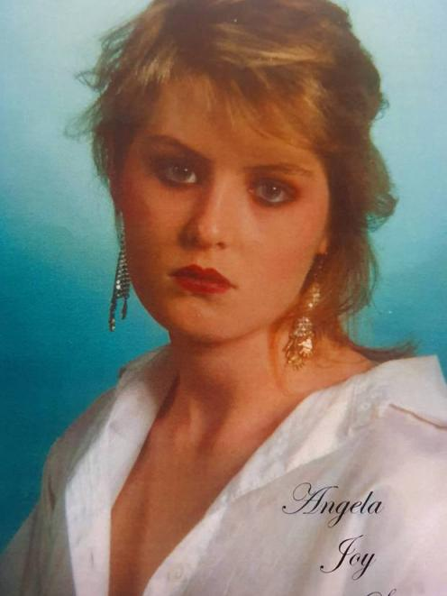 """Angela Joy Smith was the """"princess"""" of the family, a mum of two, and a troubled soul. Photo / Facebook"""