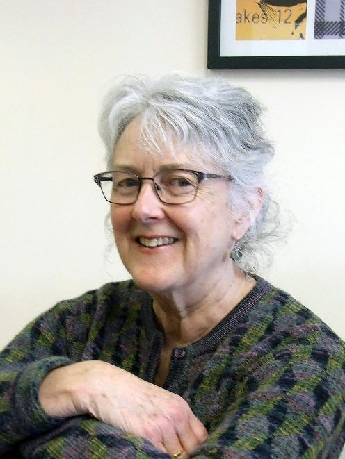 Prof Barbara Brookes. Photo: supplied