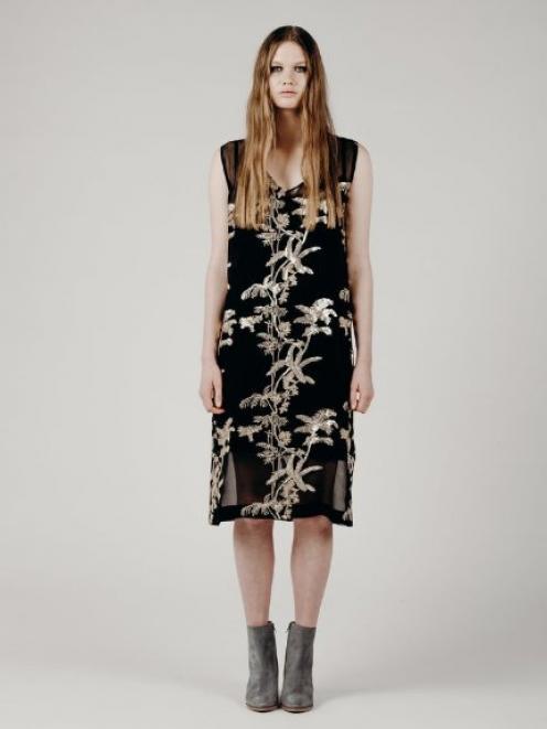 Harper Tank Dress by Charmaine Reveley