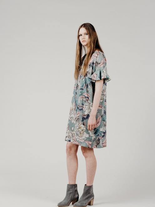 Charmaine Reveley's Tahlia dress