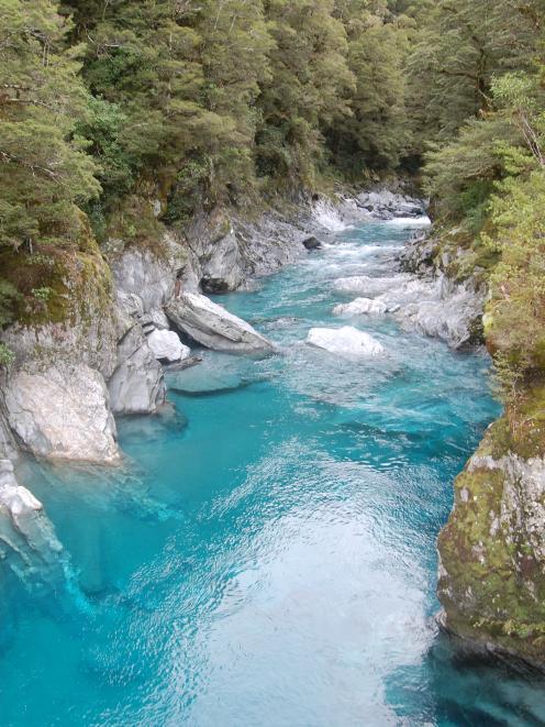 Lifesaver Praised For Blue Pools Rescue Otago Daily