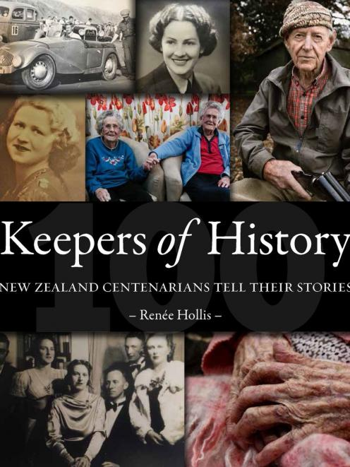 Keepers of History is out now but will be launched at the Dunedin Public Library on Saturday,...