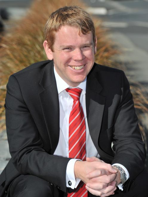 Education Minister Chris Hipkins says pupils and teachers have been  telling him NCEA over...