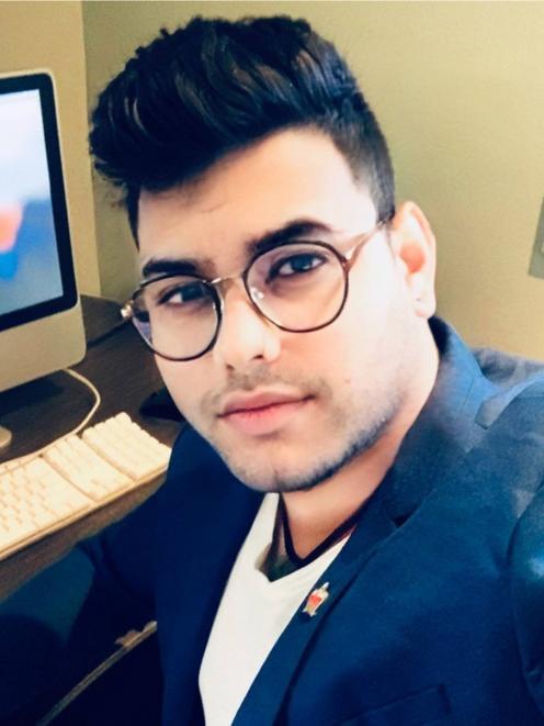 Avinash Chand died in Friday's crash. Photo: LinkedIn