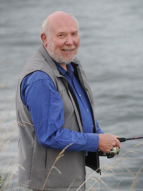Previous Otago Fish & Game Council chief executive Niall Watson. PHOTO: ODT FILES...