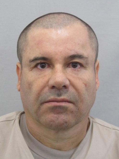 "Joaquin ""El Chapo"" Guzman. Photo:  Courtesy PGR Attorney General's Office via Reuters"