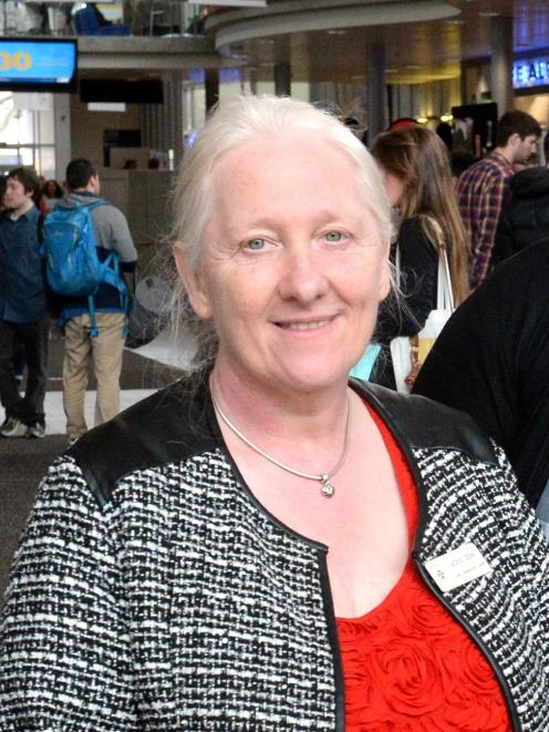 Jackie Dean, university Career Development Centre manager, says employers are looking for skills gained from extracurricular activities as well as academic study. PHOTO: ODT FILE