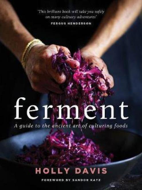 Brined beetroot recipe below from Ferment by Hollie Davis. Published by Allen and Unwin, $47.