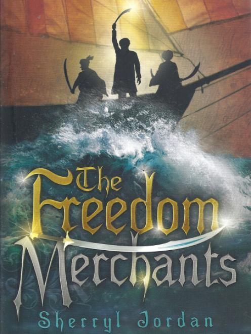 The Freedom Merchants<br><b>Sherryl Jordan</b><br><i>Scholastic</i>