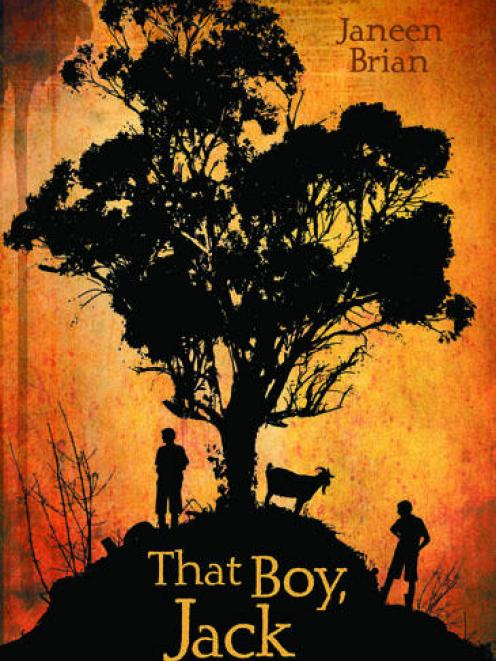 That Boy Jack<br><b>Janeen Brian</b><br><i>Walker Books</i>