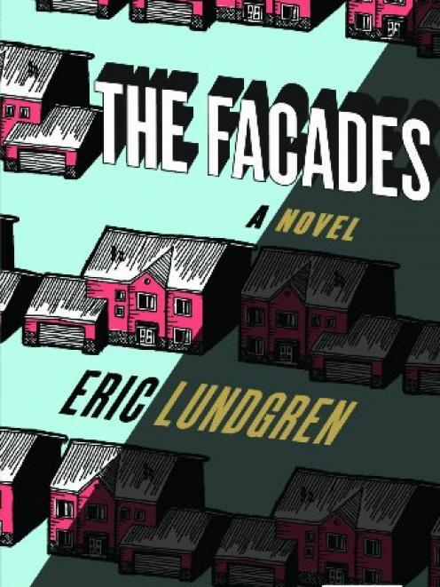 THE FACADES<br><b> Eric Lundgren</b><br><i>Allen & Unwin</i>