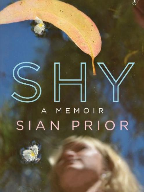 SHY: A MEMOIR<br><b>Sian Prior</b><br><i>Text Publishing</i>