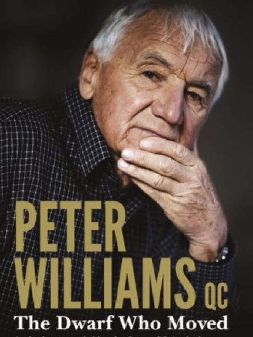 THE DWARF WHO MOVED:  AND OTHER REMARKABLE TALES  FROM A LIFE IN THE LAW<br><b>Peter Williams QC</b><br><i> HarperCollins</i>