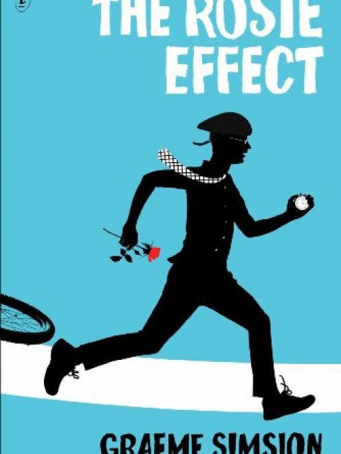 THE ROSIE EFFECT<br><b>Graeme Simsion</b><br><i>Text Publishing</i>